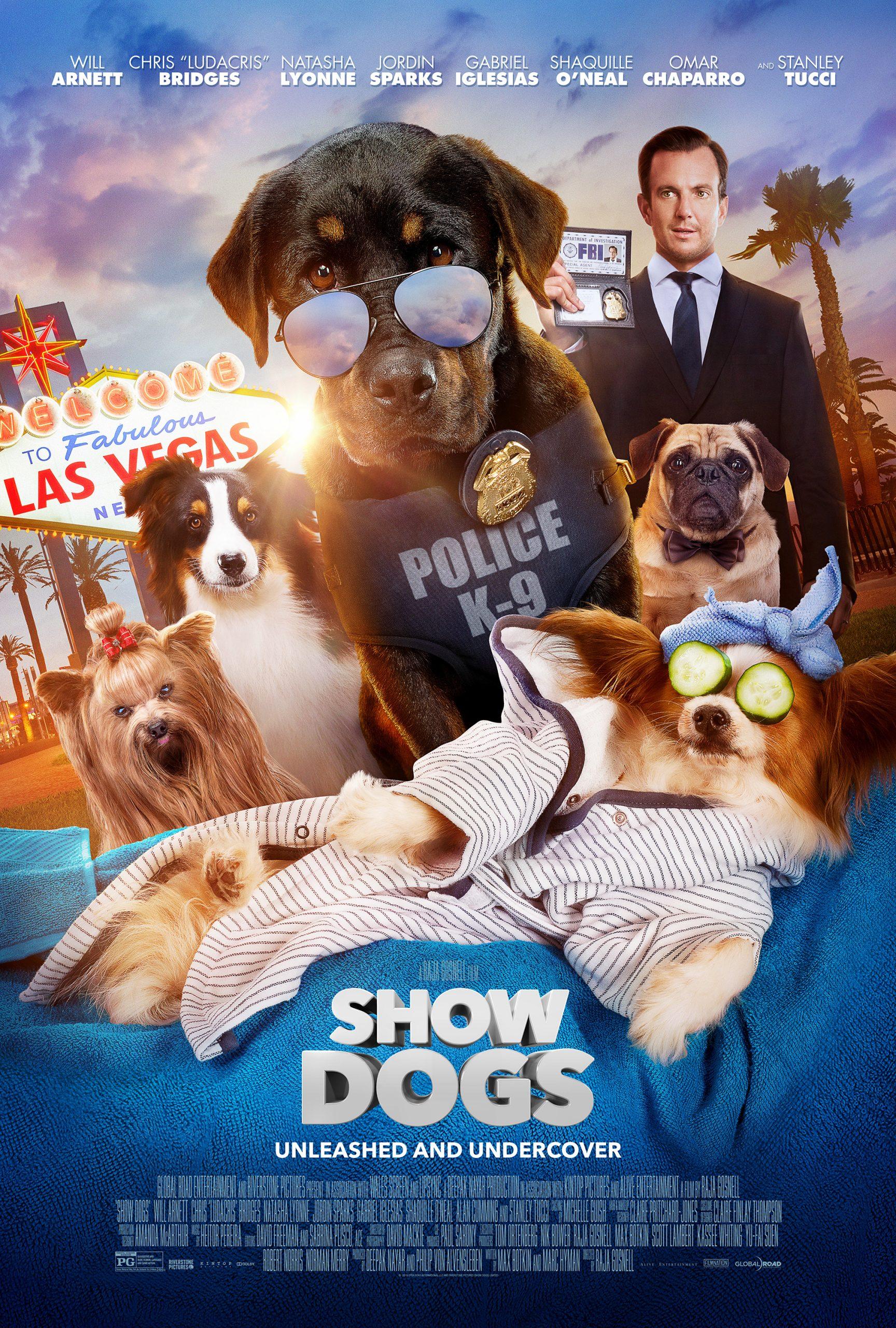 Πόστερ της ταινίας «Show Dogs (2018)»