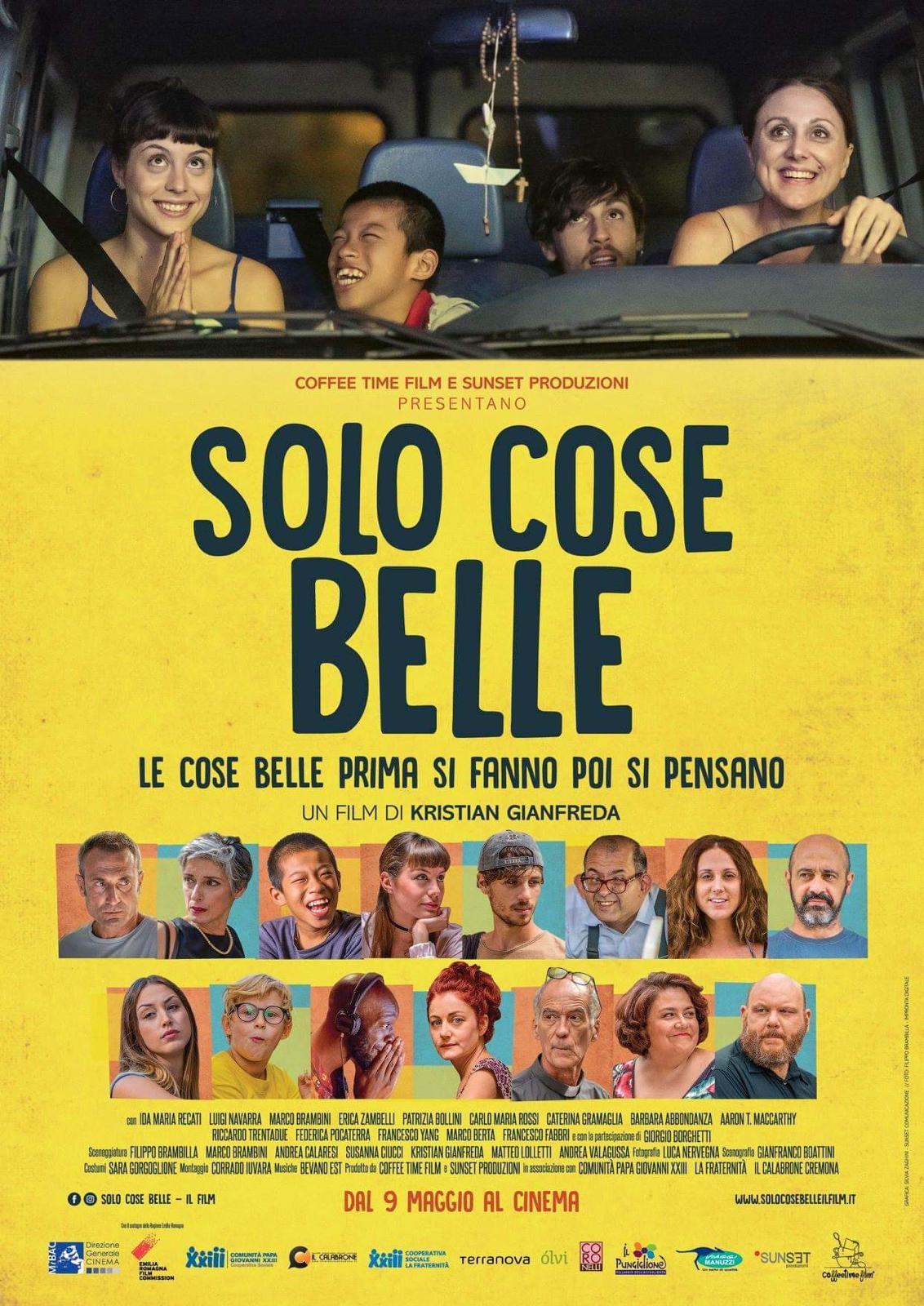 Πόστερ της ταινίας «Είμαστε Μια Ομορφιά (2019) | Solo cose belle»