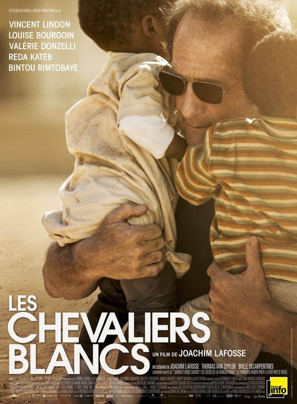 Πόστερ της ταινίας «Λευκοί ιππότες (2015) | Les chevaliers blancs»