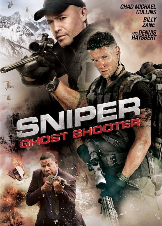 Πόστερ της ταινίας «Ελεύθερος Σκοπευτής 6 (2016) | Sniper: Ghost Shooter»
