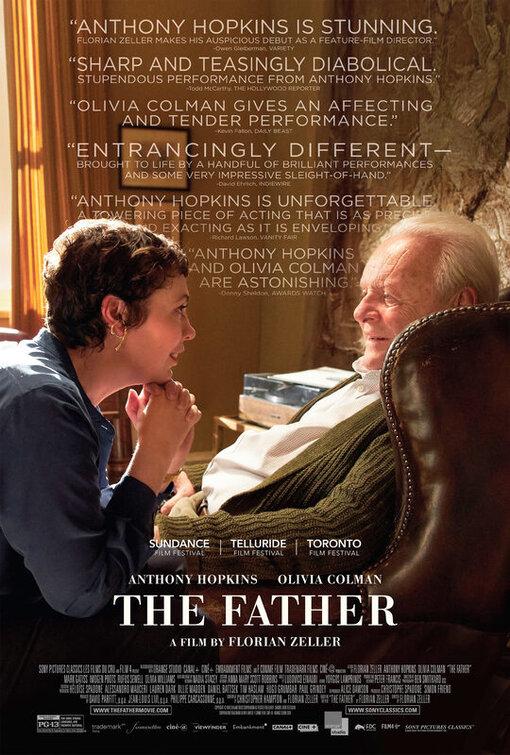 Πόστερ της ταινίας «Ο Πατέρας (2020)   The Father»