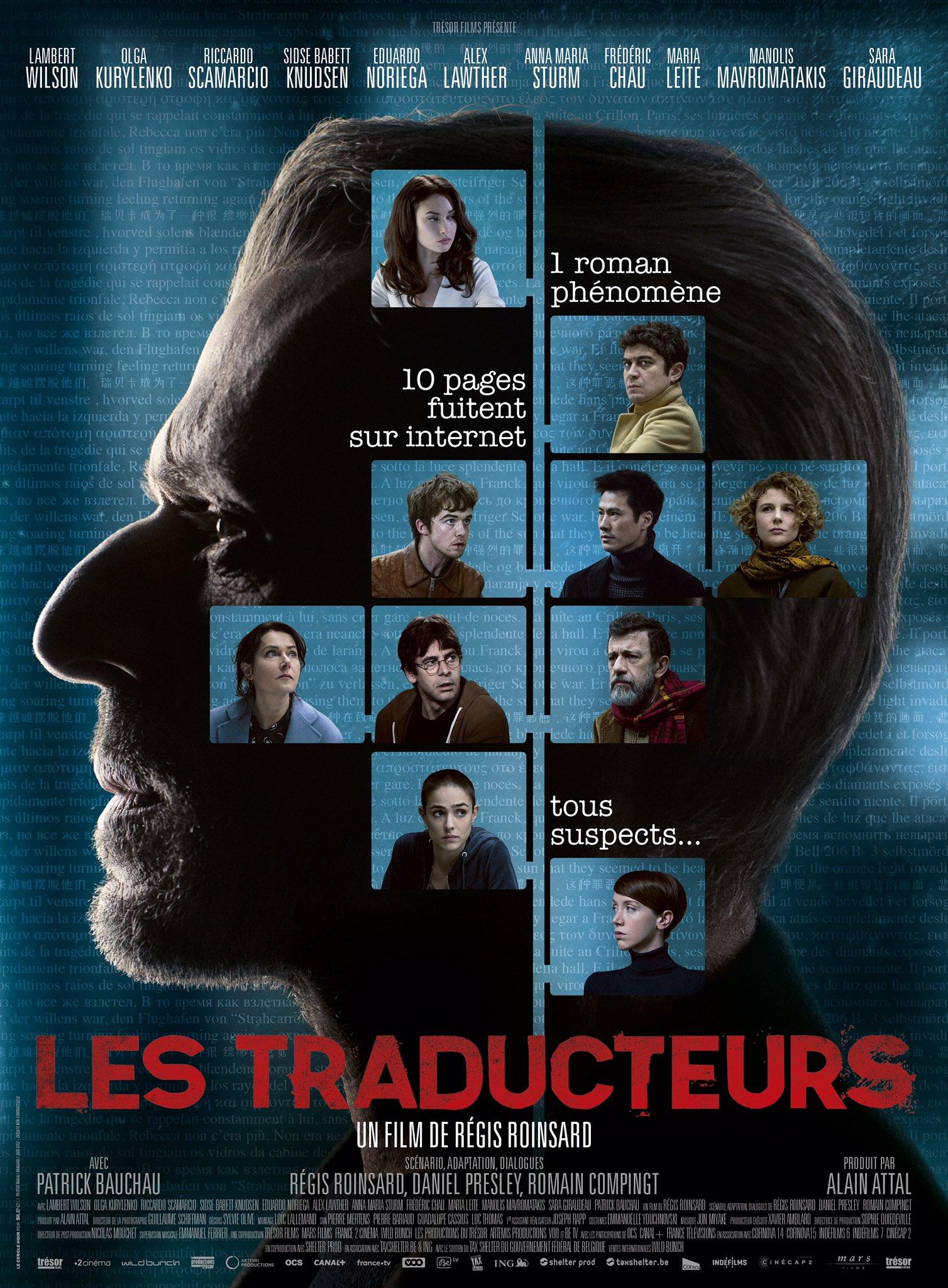 Πόστερ της ταινίας «Οι Μεταφραστές (2019) | Les traducteurs»