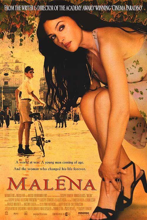 Πόστερ της ταινίας «Μαλένα (2000) | Malena»