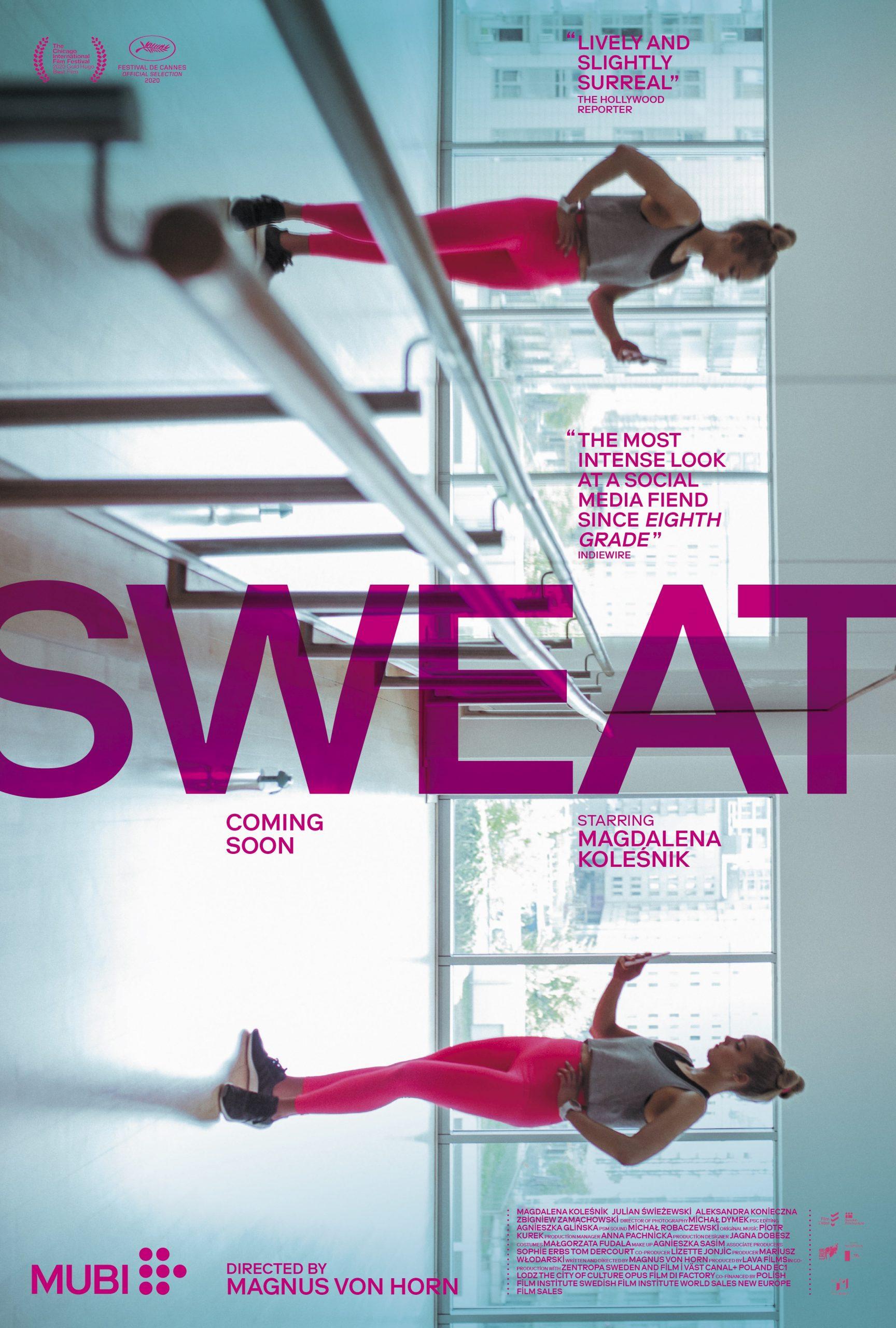 Πόστερ της ταινίας «Ιδρώτας (2020) | Sweat»