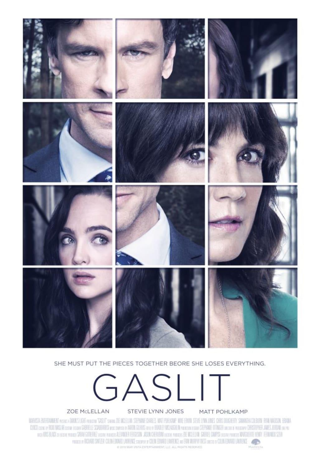 Πόστερ της ταινίας «Φονική Εξαπάτηση (2019) | Gaslit»
