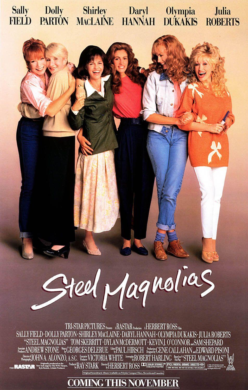 Πόστερ της ταινίας «Ανθισμένες Μανόλιες (1989) | Steel Magnolias»