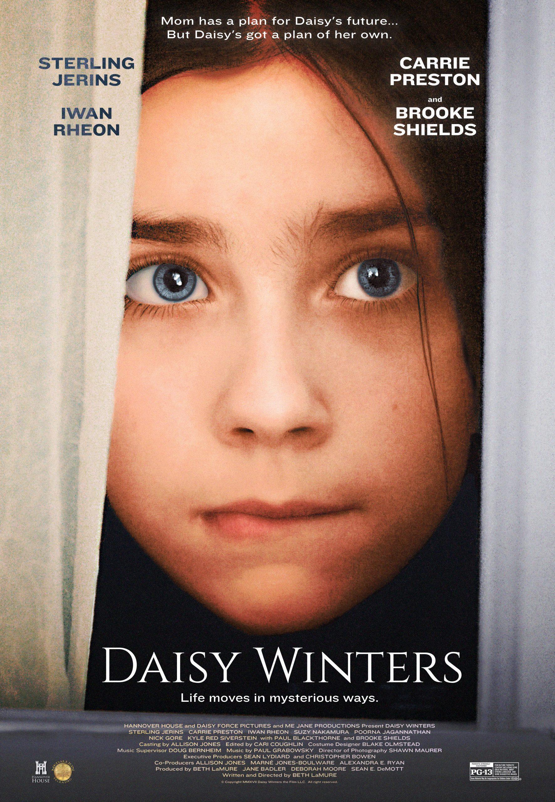 Πόστερ της ταινίας «Η Ιστορία της Ντέιζι Γουίντερς (2017) | Daisy Winters»