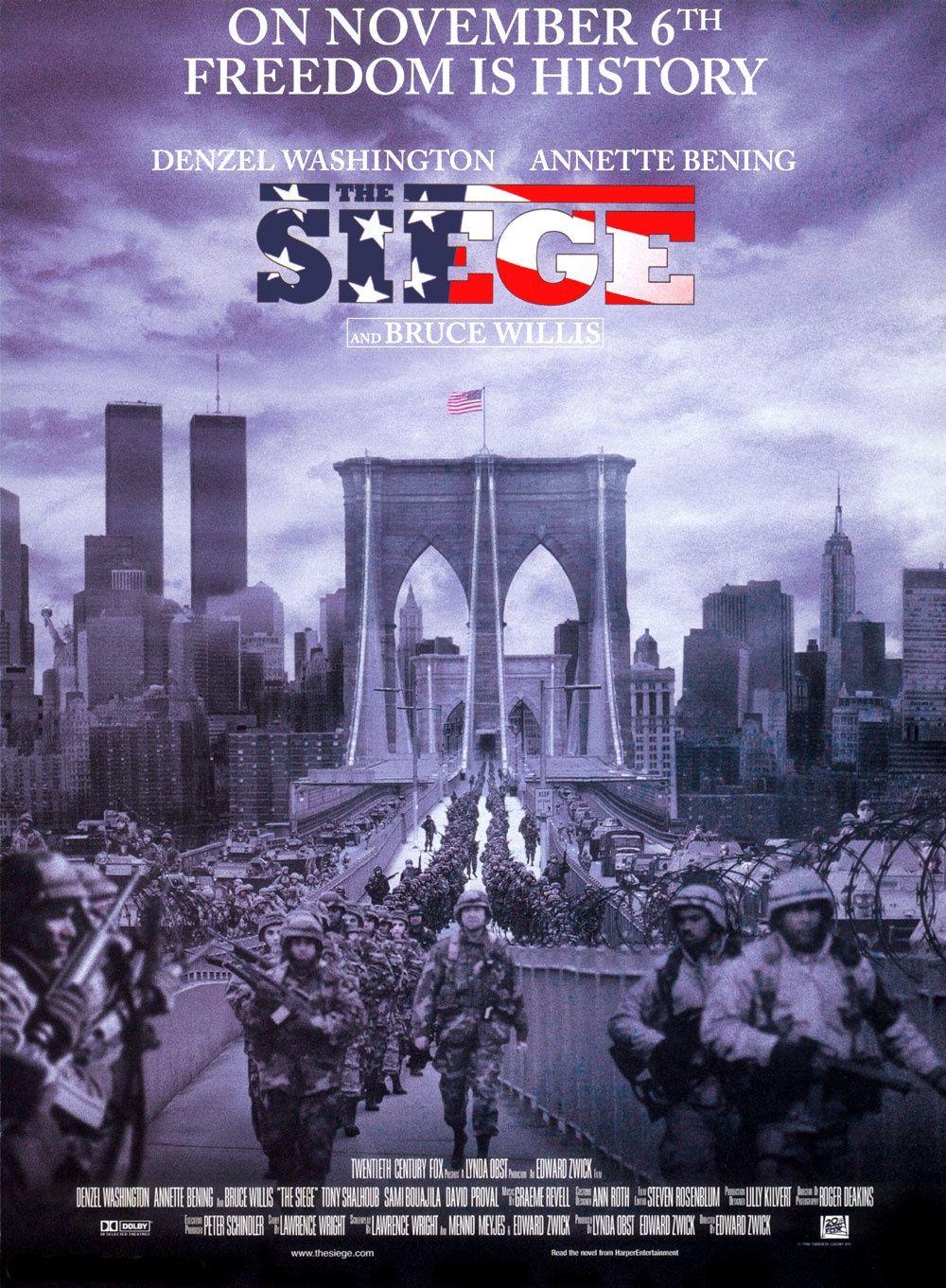 Πόστερ της ταινίας «Η Πολιορκία (1998)   The Siege»