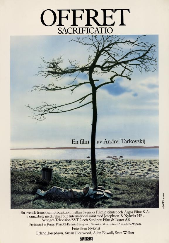 Πόστερ της ταινίας «Η Θυσία (1986)   The Sacrifice»
