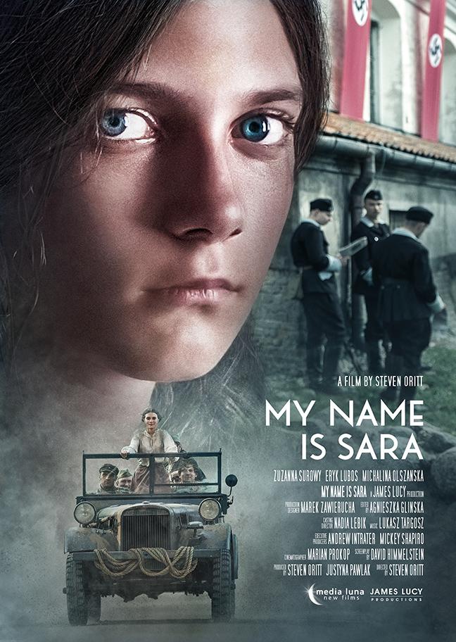 Πόστερ της ταινίας «Με Λένε Σάρα (2019) | My Name Is Sara»
