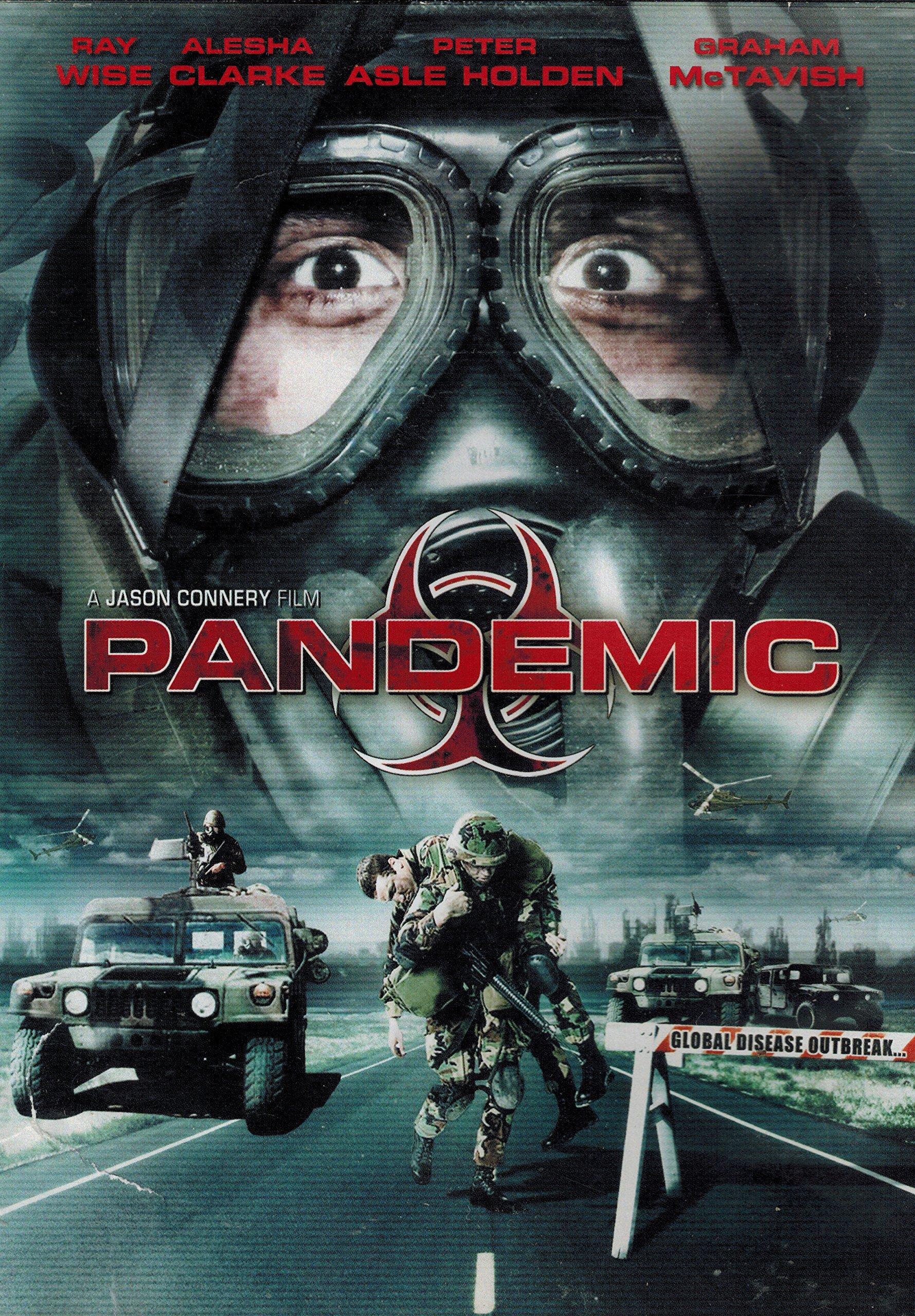 Πόστερ της ταινίας «Πανδημία (2009) | Pandemic»