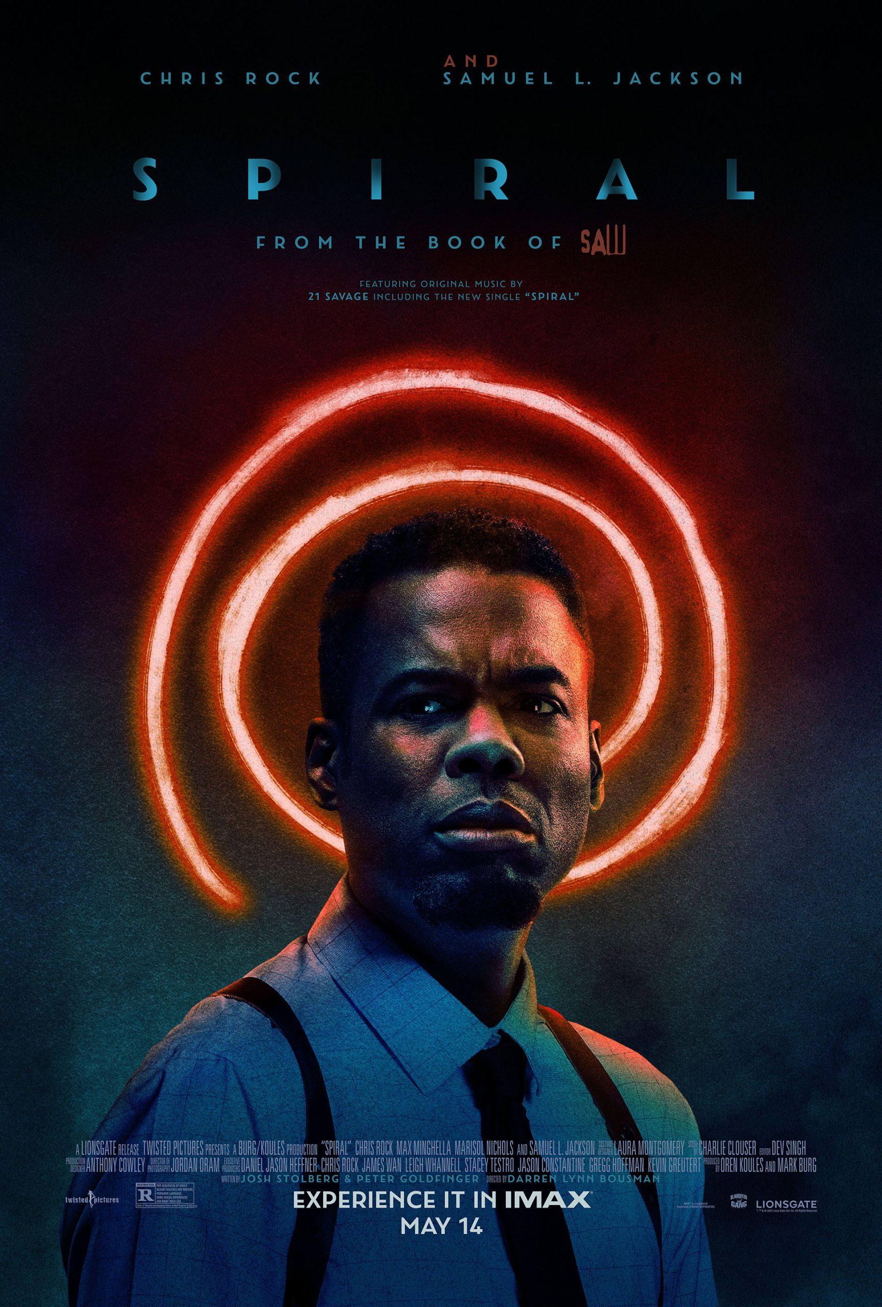 Πόστερ της ταινίας «Spiral: Ο Θρύλος του Saw (2021)»