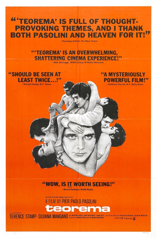 Πόστερ της ταινίας «Θεώρημα (1968) | Theorem»