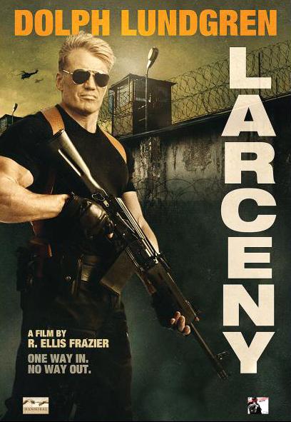 Πόστερ της ταινίας «Η Ληστεία (2017) | Larceny»