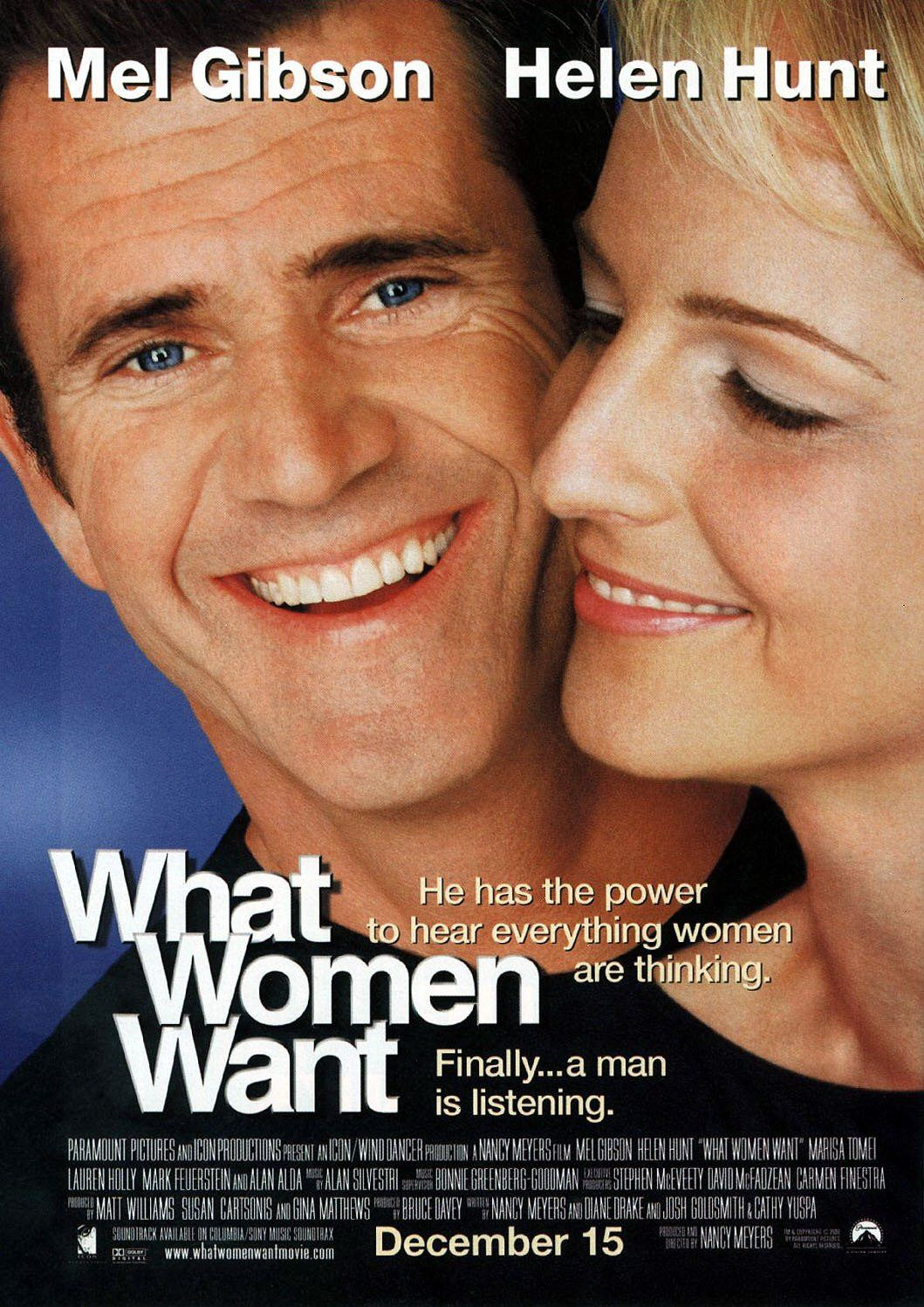 Πόστερ της ταινίας «Αυτό που θέλουν οι γυναίκες (2000) | What Women Want»