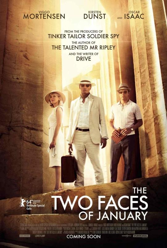 Πόστερ της ταινίας «Τα Δύο Πρόσωπα του Ιανουαρίου (2014)»
