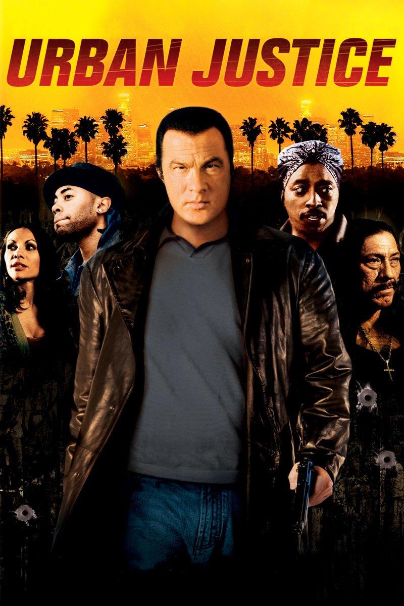 Πόστερ της ταινίας «Προσωπική Εκδίκηση (2007) | Urban Justice»