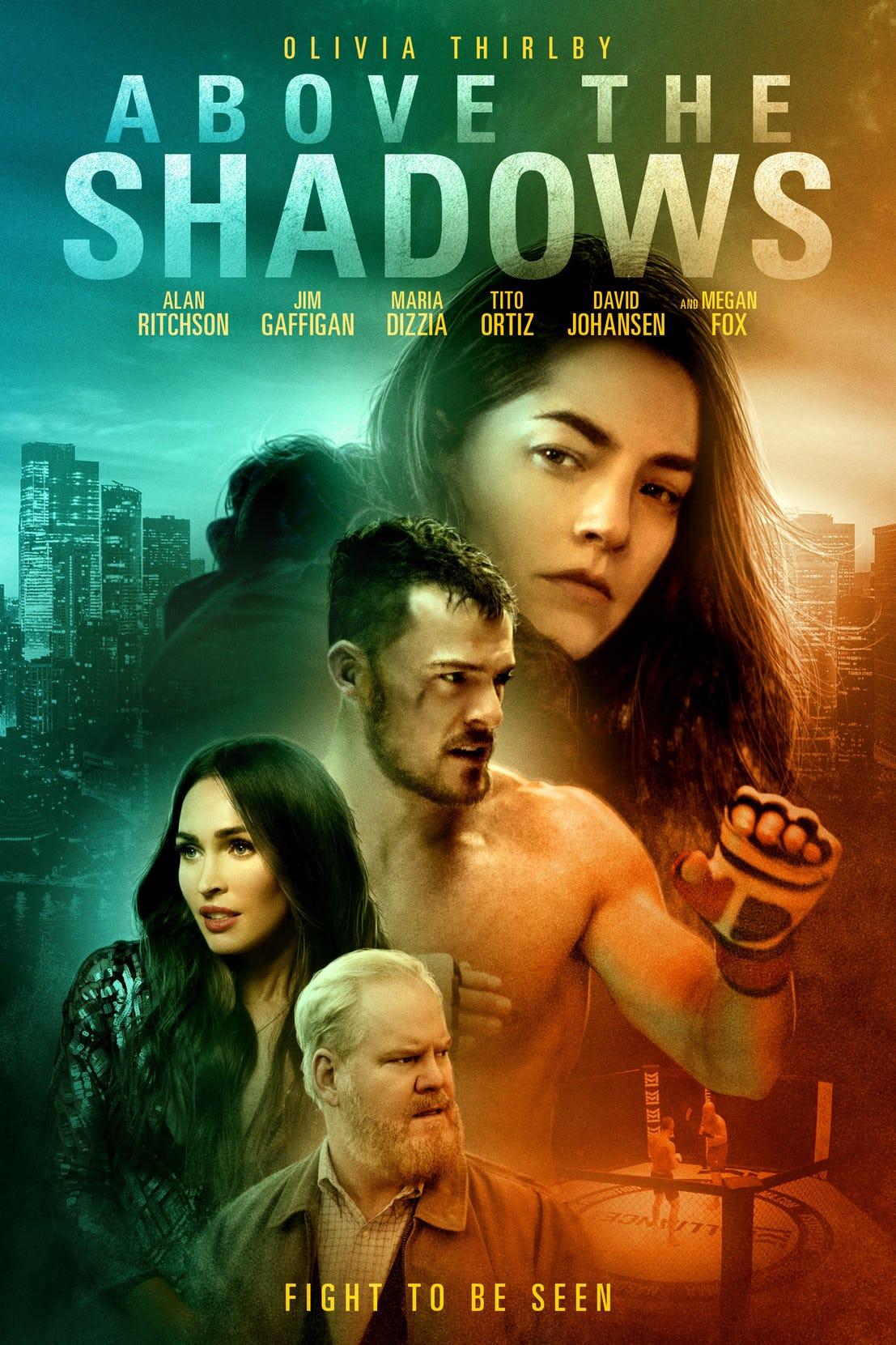 Πόστερ της ταινίας «Το Αόρατο Κορίτσι (2019)   Above the Shadows»
