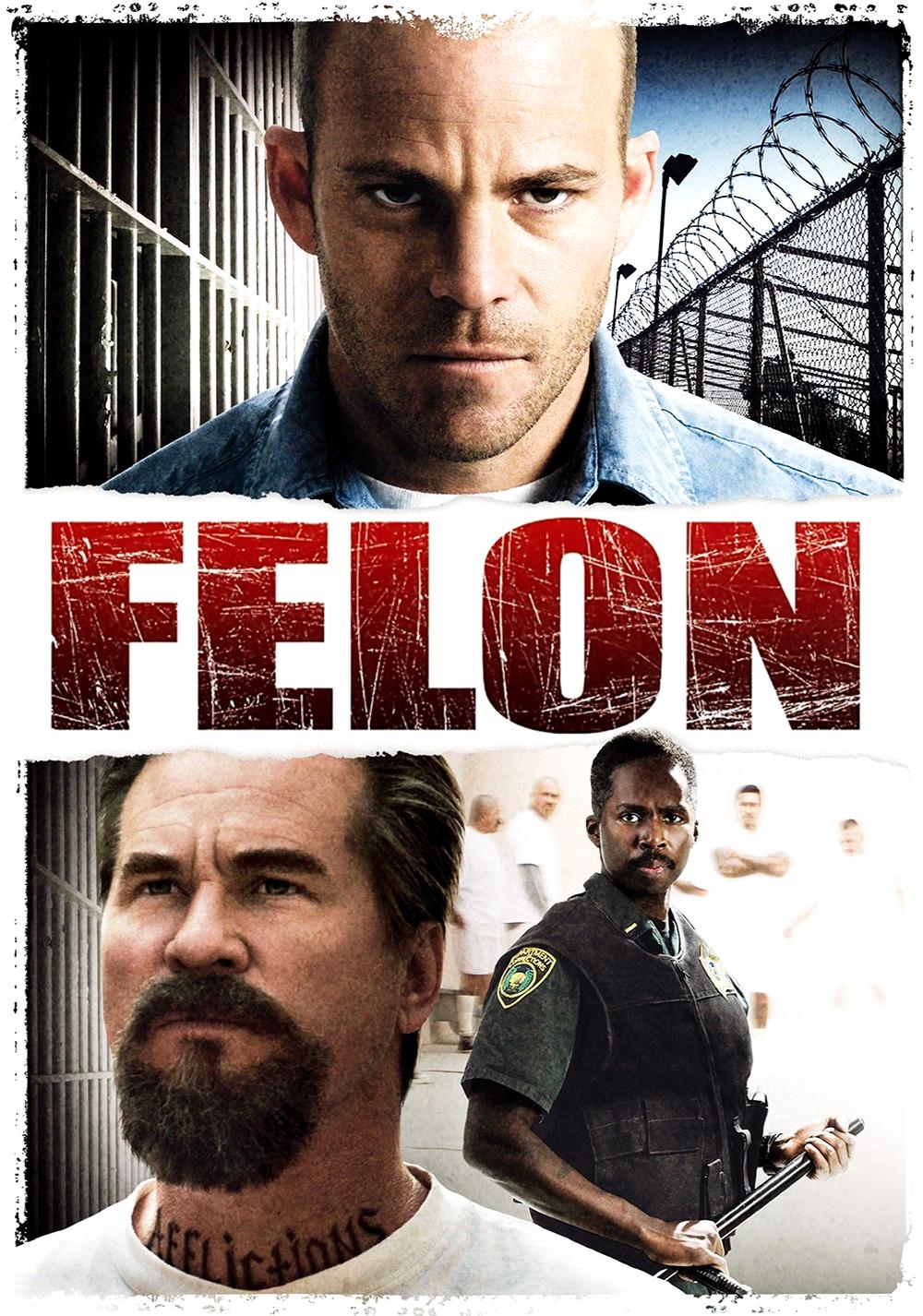 Πόστερ της ταινίας «Ο Κατάδικος (2008)   Felon»