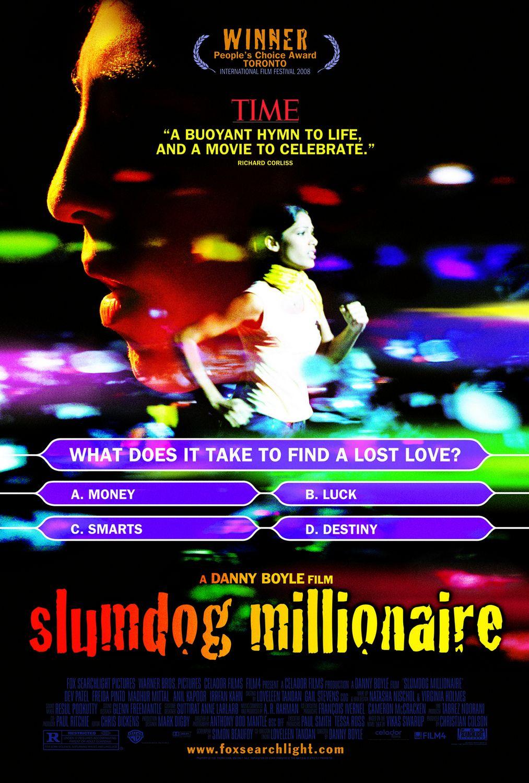 Πόστερ της ταινίας «Slumdog Millionaire (2008)»