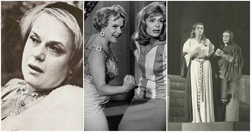 Δέσπω Διαμαντίδου: Η ηθοποιός με το φλογερό ταπεραμέντο