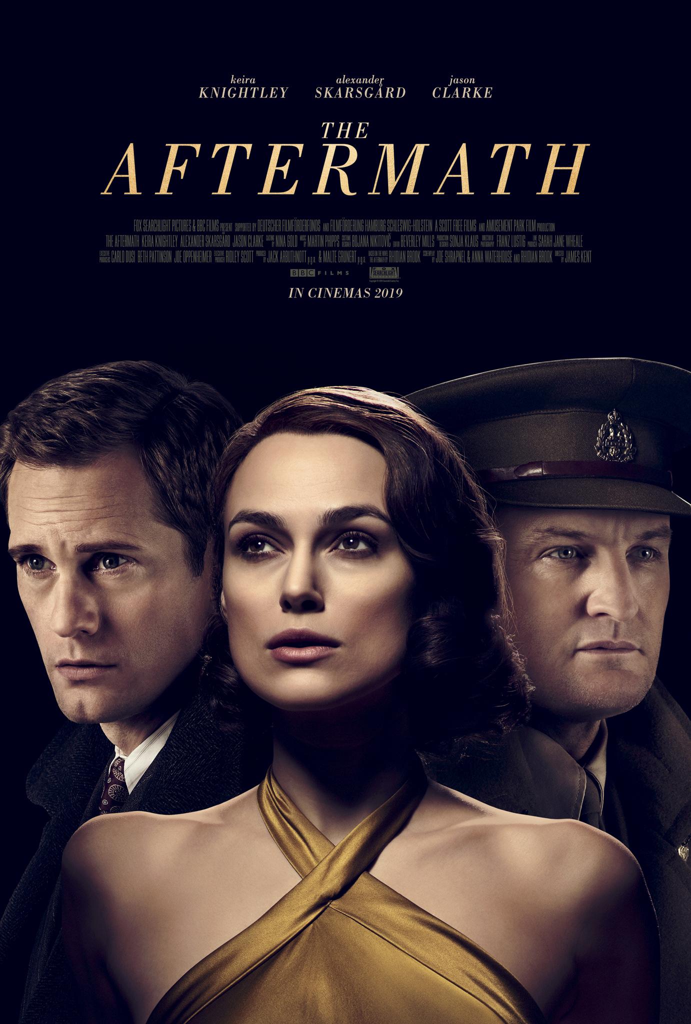 Πόστερ της ταινίας «Μετά την Καταστροφή (2019) | The Aftermath»