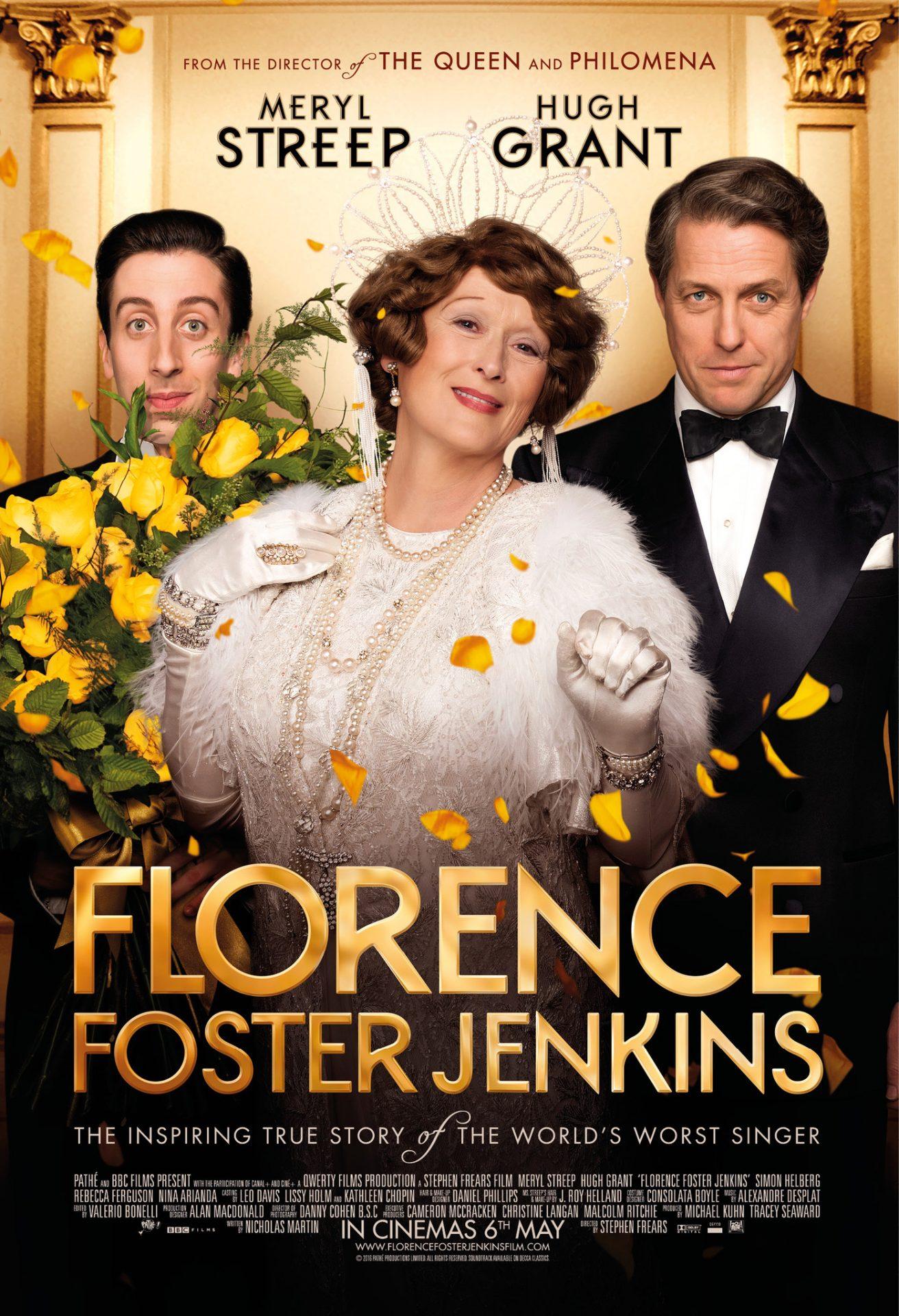 Πόστερ της ταινίας «Florence: Φάλτσο σοπράνο (2016) | Florence Foster Jenkins»