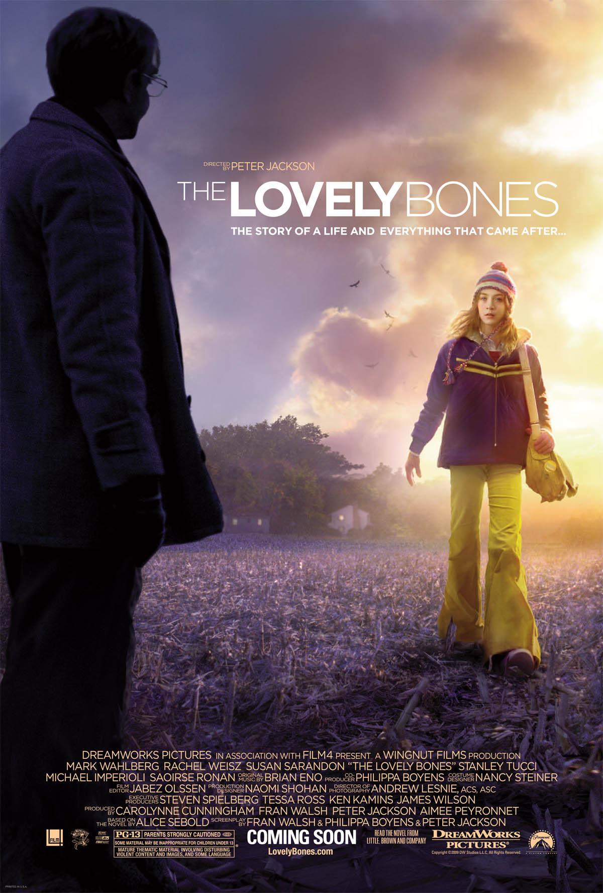 Πόστερ της ταινίας «Παραδεισένια Οστά (2009) | The Lovely Bones»