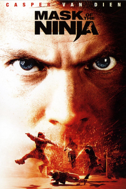 Πόστερ της ταινίας «Mask of the Ninja (2008)»