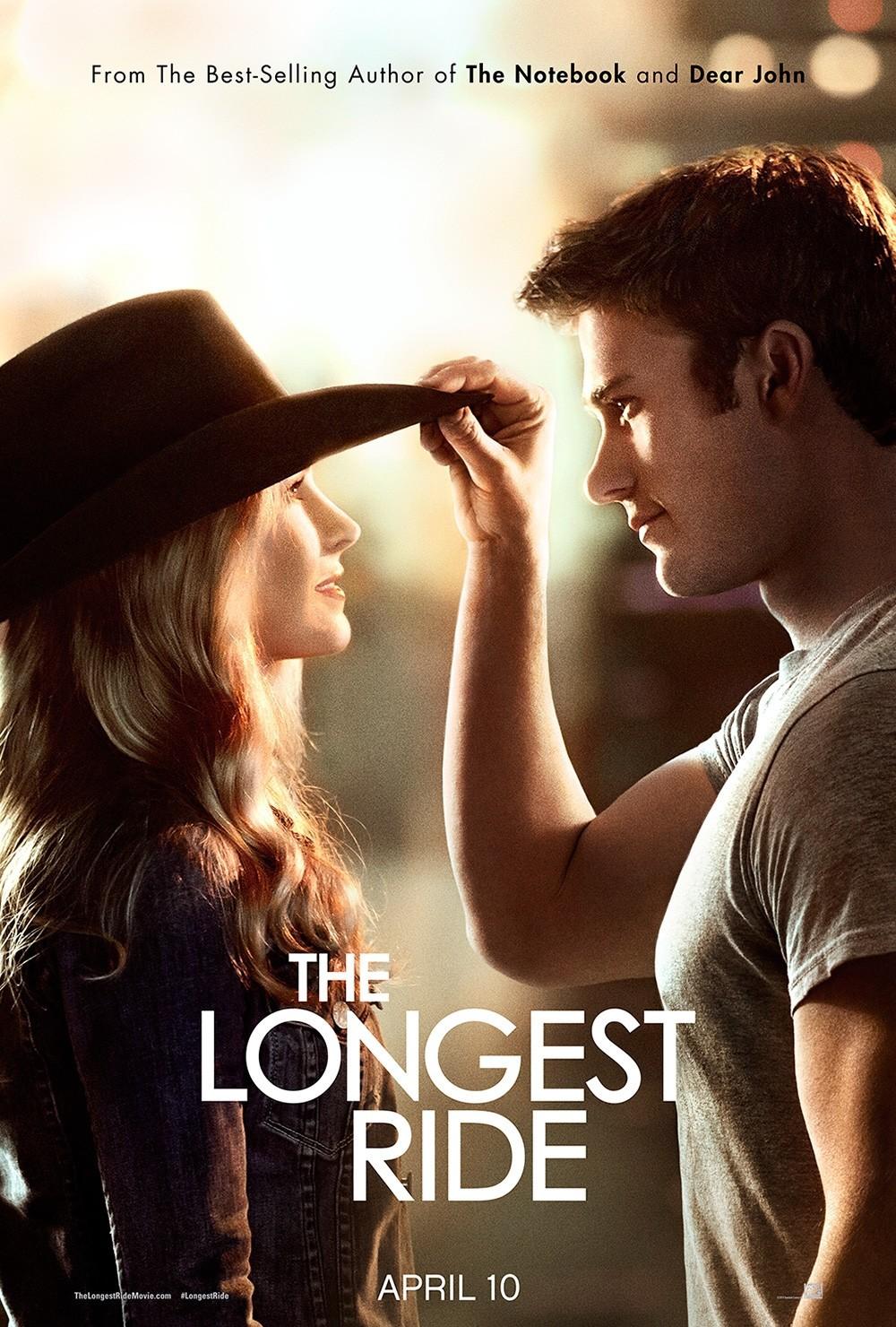 Πόστερ της ταινίας «Αξέχαστη Διαδρομή (2015) | The Longest Ride»
