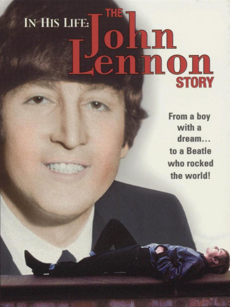 Πόστερ της ταινίας «In His Life: The John Lennon Story (2000)»