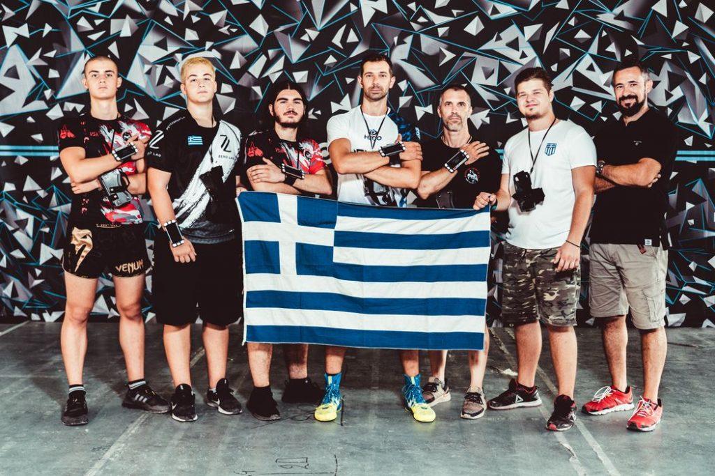 Η εθνική ομάδα του HADO