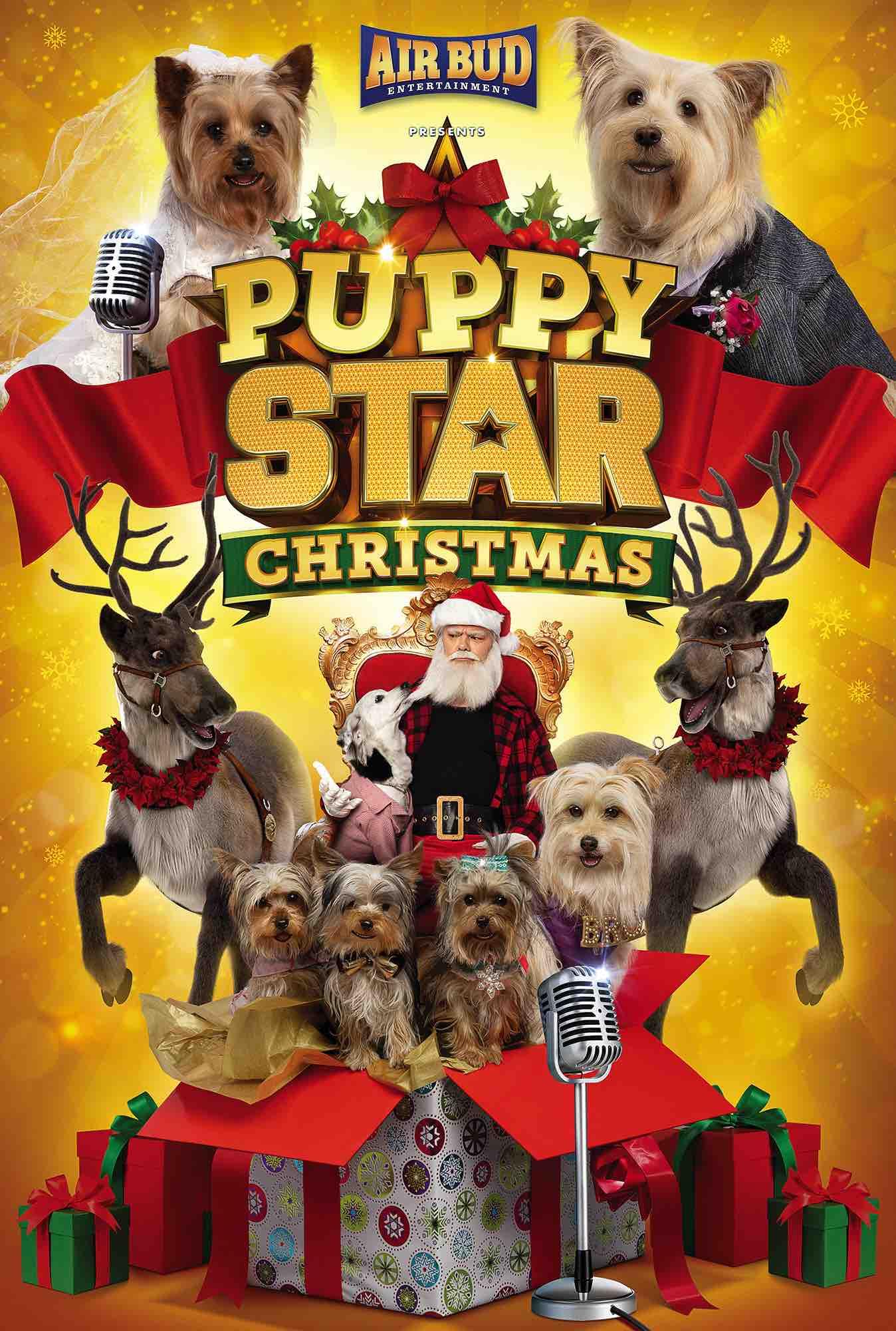 Πόστερ της ταινίας «Puppy Star Christmas (2018)»