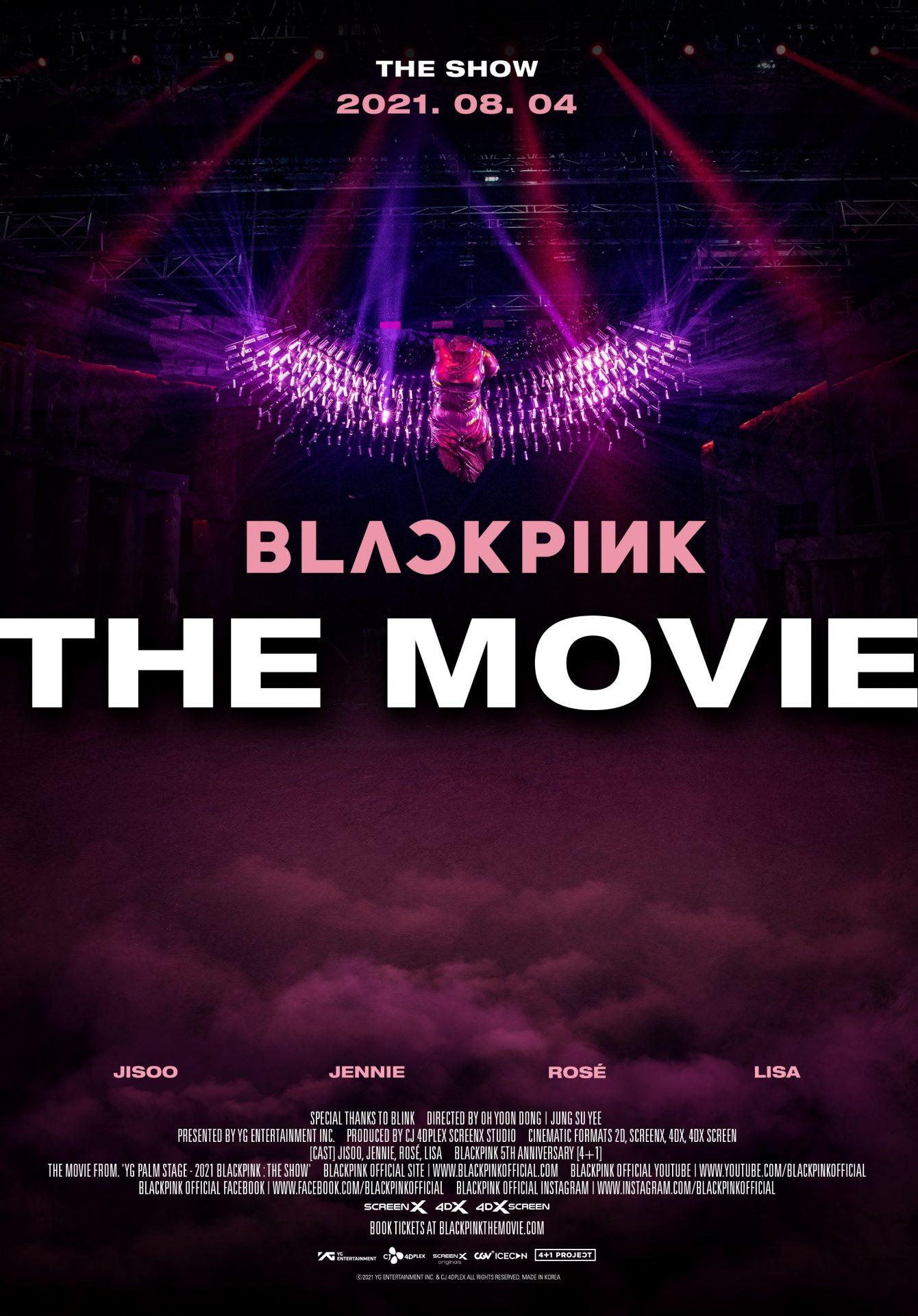 Πόστερ της ταινίας «Blackpink: The Movie (2021)»