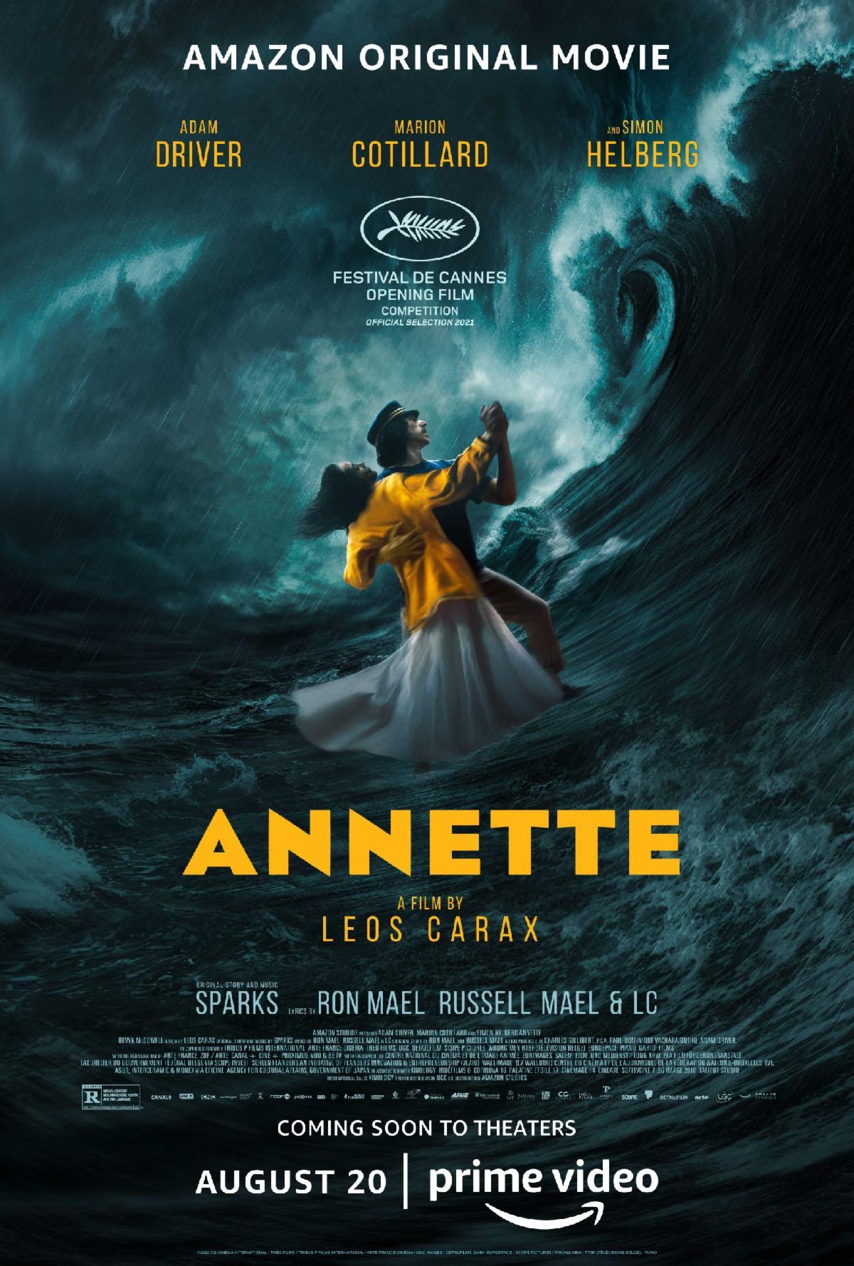 Πόστερ της ταινίας «Annette (2021)»