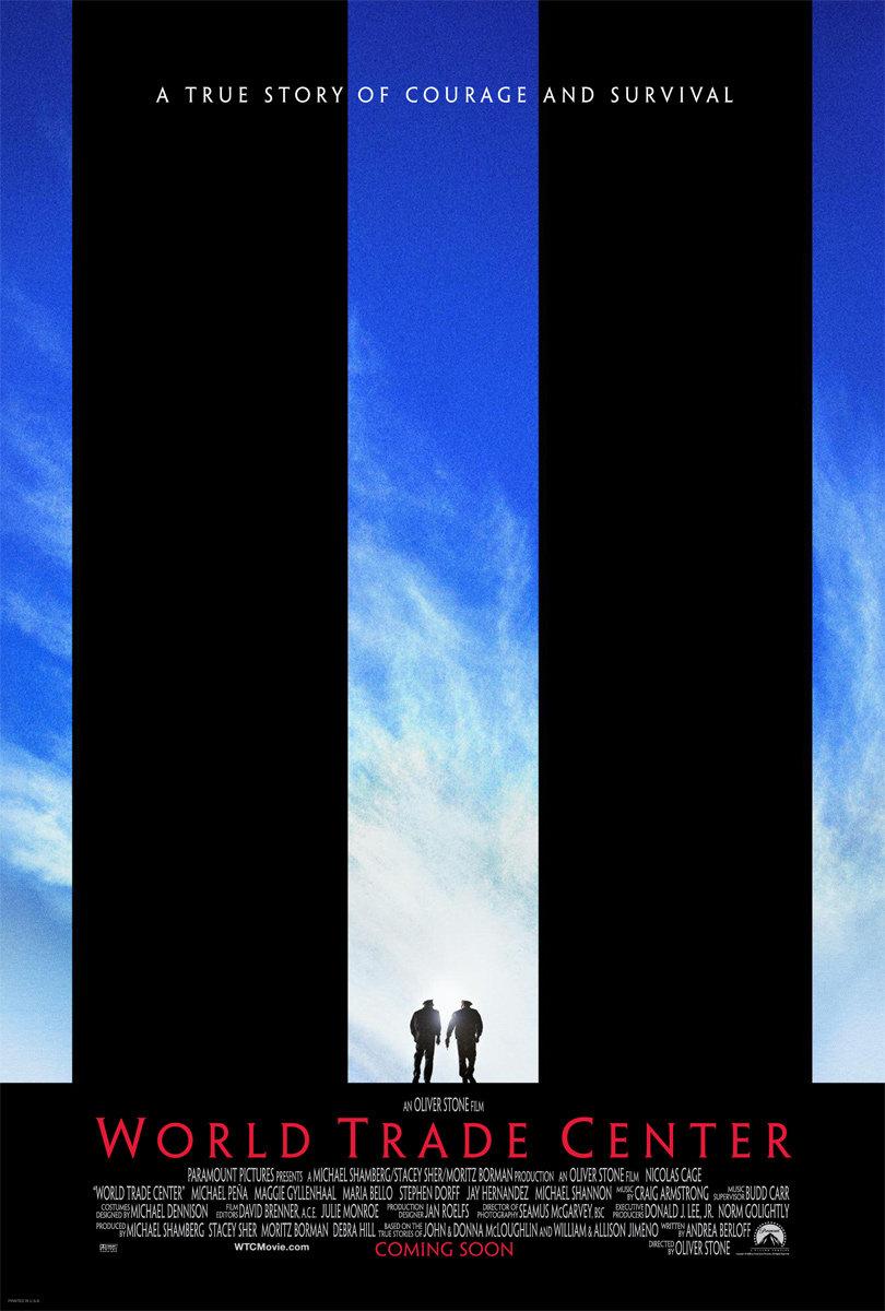 Πόστερ της ταινίας «Δίδυμοι Πύργοι (2006) | World Trade Center»