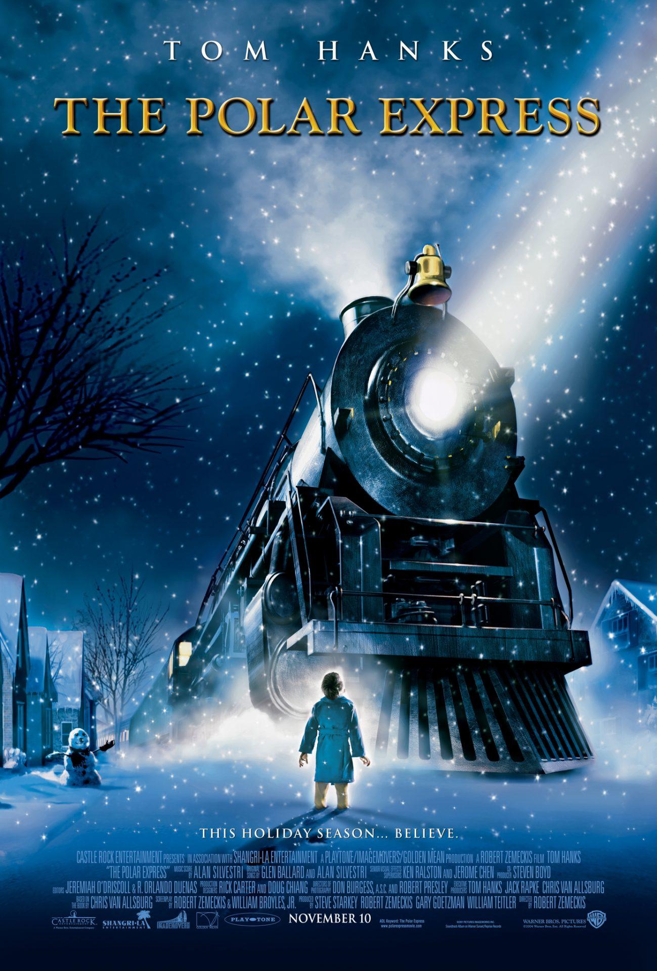 Πόστερ της ταινίας «Το Πολικό Εξπρές (2004)   The Polar Express»