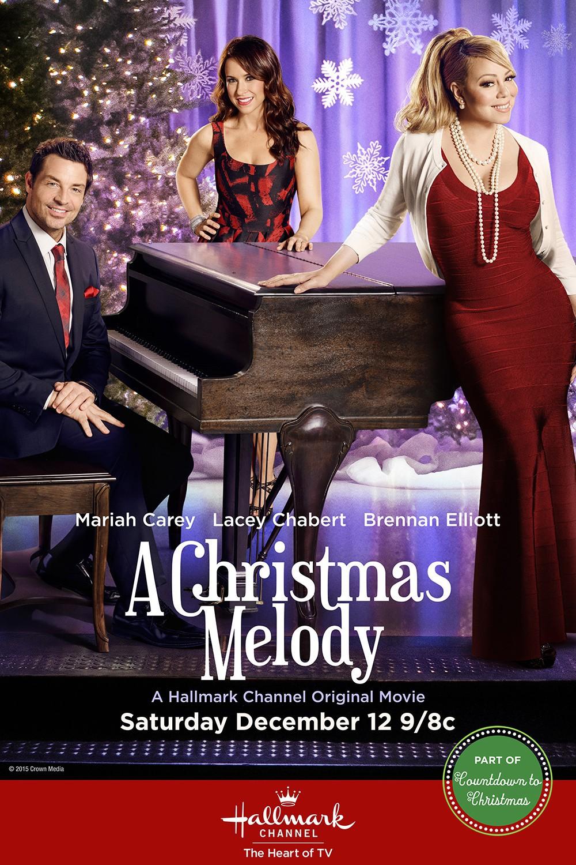 Πόστερ της ταινίας «Χριστουγεννιάτικη Μελωδία (2015)   A Christmas Melody»