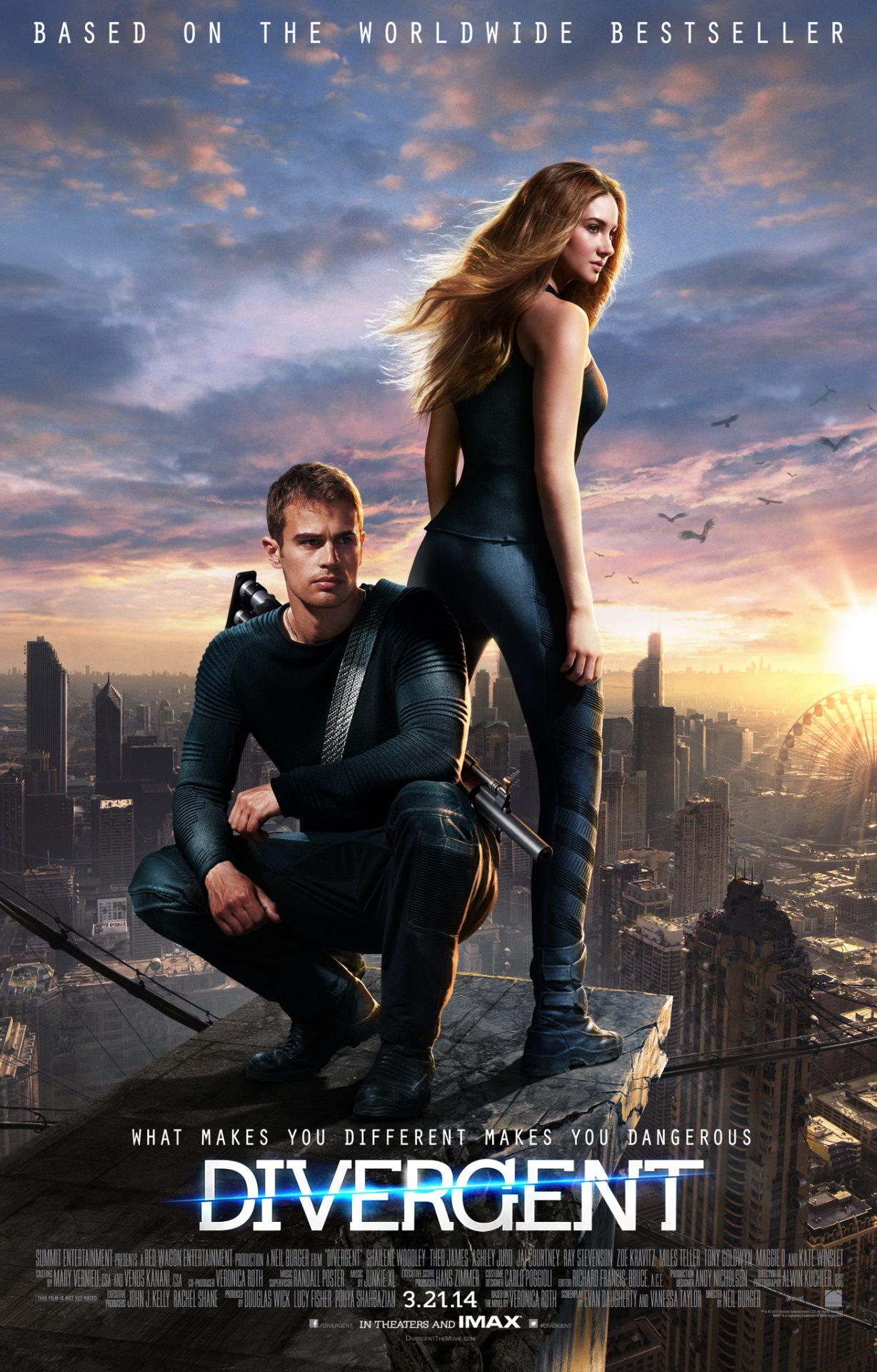 Πόστερ της ταινίας «Divergent (2014)»