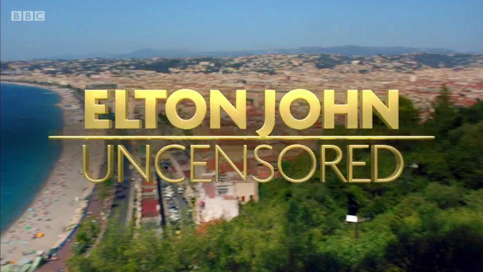 Πόστερ της ταινίας «Elton John: Uncensored (2019)»