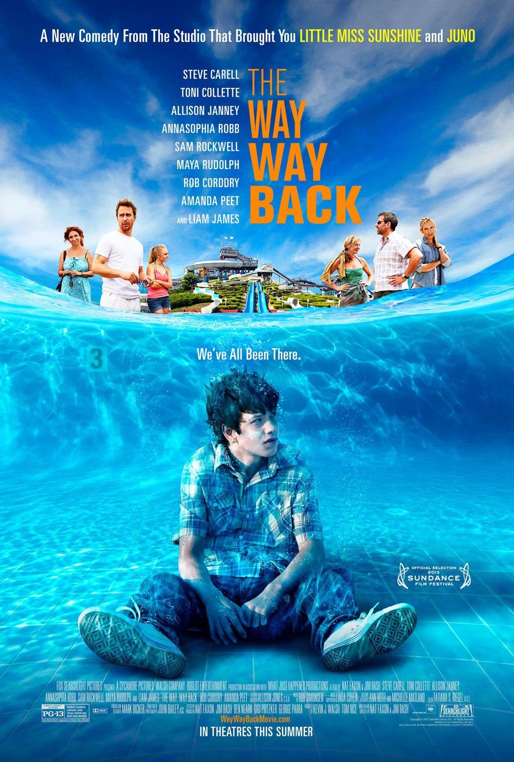 Πόστερ της ταινίας «The Way Way Back (2013)»