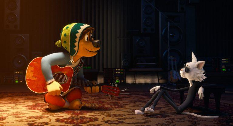 Μπάντι, ο Ροκ Σταρ (2016)   Rock Dog