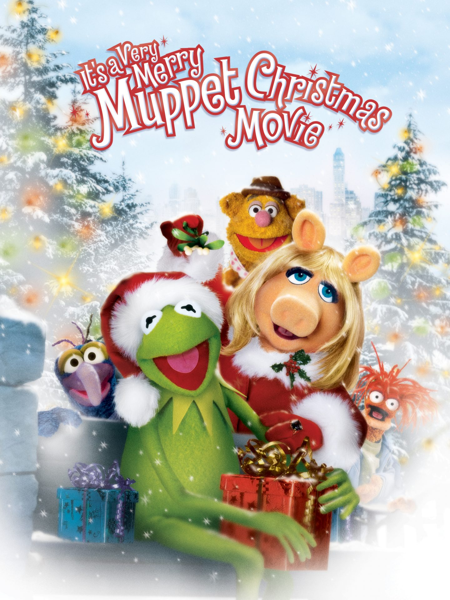 Πόστερ της ταινίας «Η Χριστουγεννιάτικη Ταινία των Μάπετ (2002)   It's a Very Merry Muppet Christmas Movie»